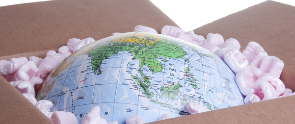 International Packaging Solutions archibaldremoversandstorers.co.uk globe in a box image